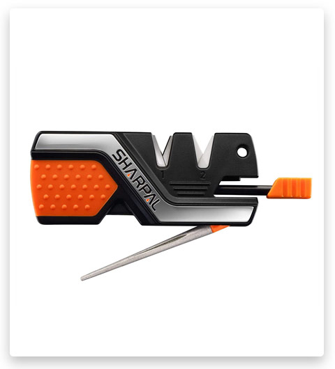 Best Survival Blade Sharpener - Editor's Choice