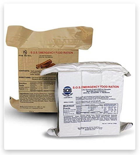 Best Emergency Ration - Editor's Choice