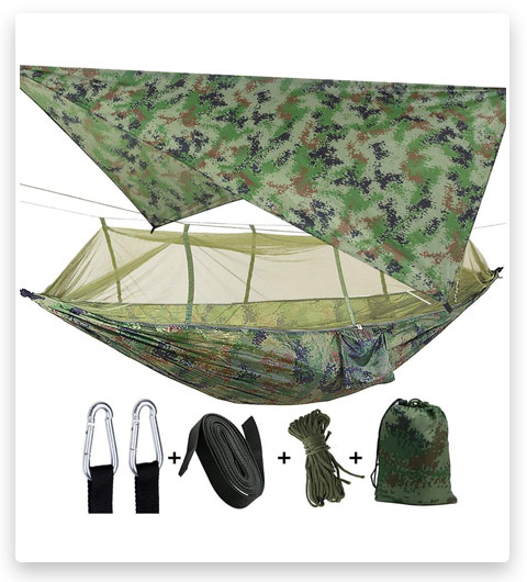 Best Survival Hammock - Editor's Choice