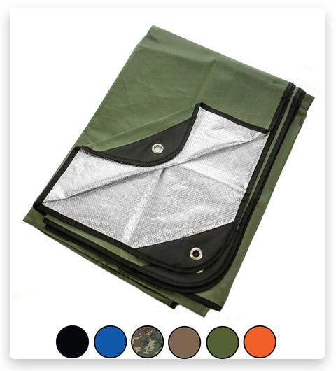 Best Survival Tarp - Editor;s Choice
