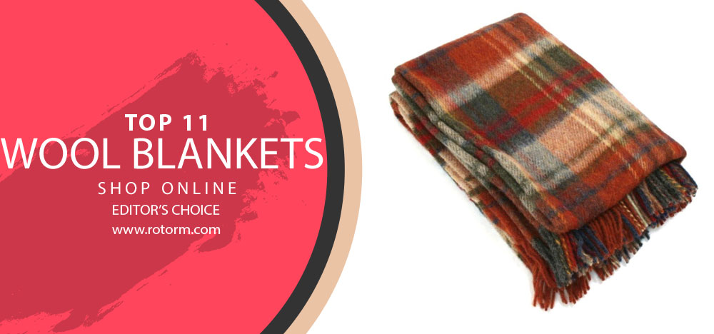 Best Wool Blankets - Editor's Choice