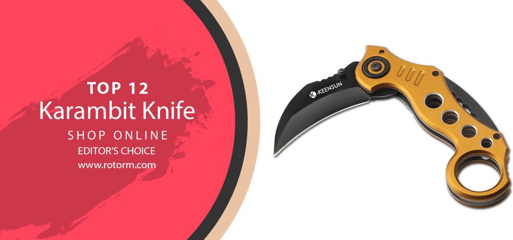Top-12 Karambit Knife | Best Karambits - Editor's Choice