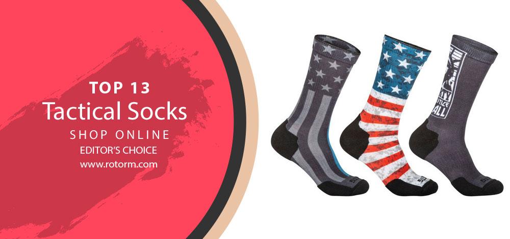 Best Tactical Socks - Editor's Choice