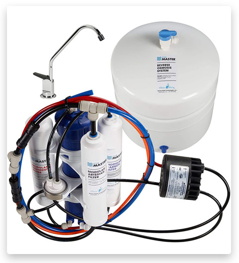 Home Master TMAFC-ERP Artesian Full Contact Water Filter System