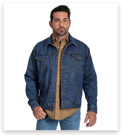 Wrangler Men's Concealed Carry Jacket (Vintage)