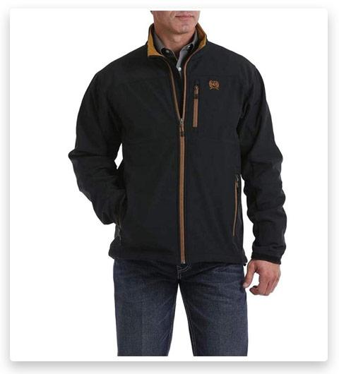 Cinch Men's Solid Bonded Concealed Carry Jacket