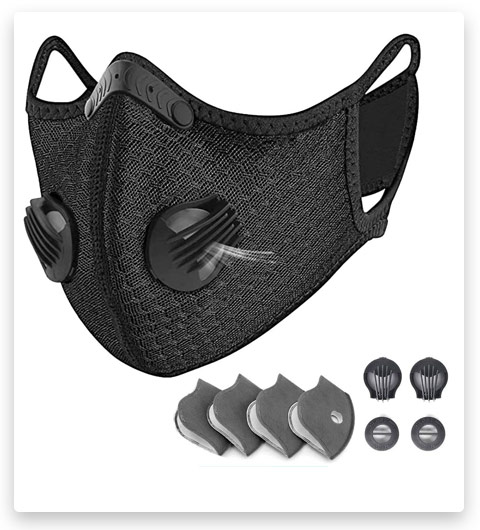 HONYAO Reusable Dust Face M Earloop Dust M (Protective M)