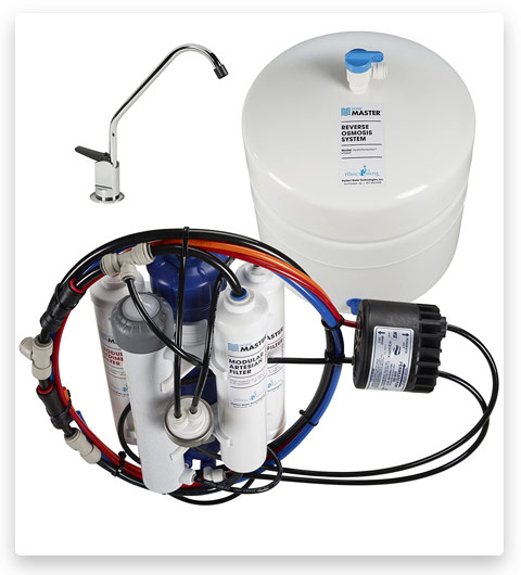 Home Master TMHP (Osmosis Water Filter System)