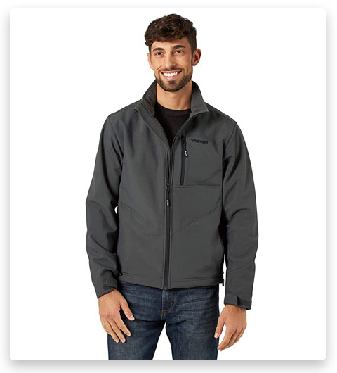 Wrangler Men's Concealed Carry Stretch Trail Jacket
