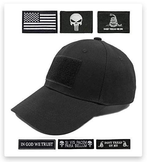 Antrix Tactical Cap Tactical Hat Adjustable Operator Cap