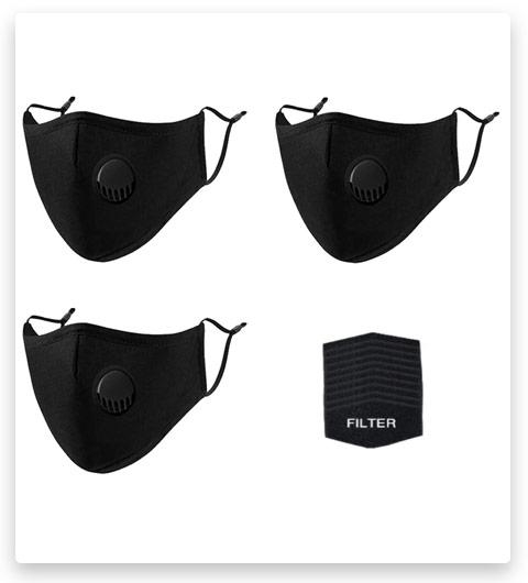 3 Pack Reusable Face Mask (Protective Mask, PPBU3-6)