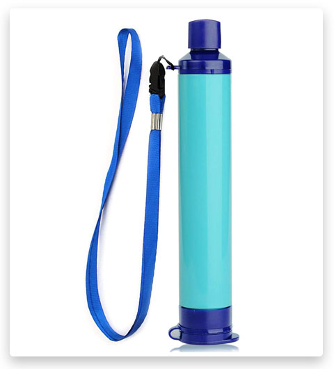 Membrane Solutions Straw Water Filter