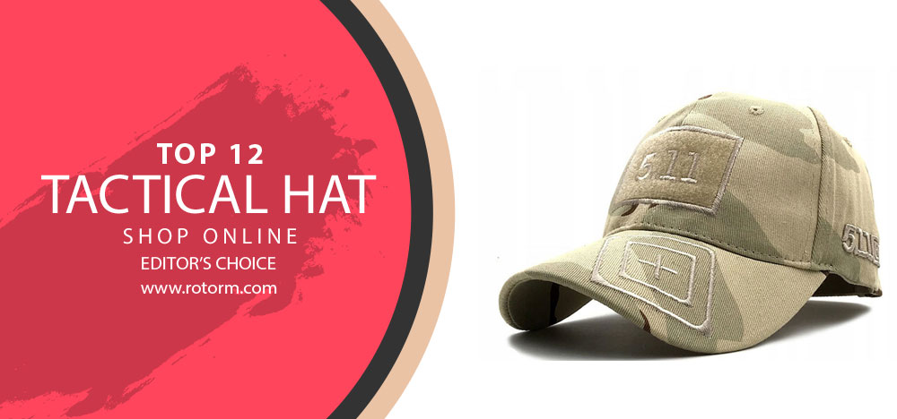 Best Tactical Hat - Editor's Choice