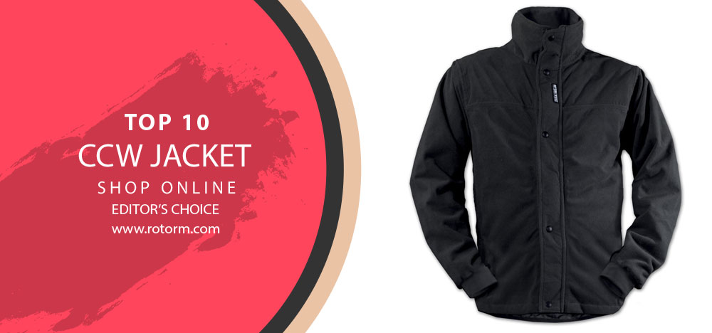 Best Concealed Carry Jacket - Editor's Choice