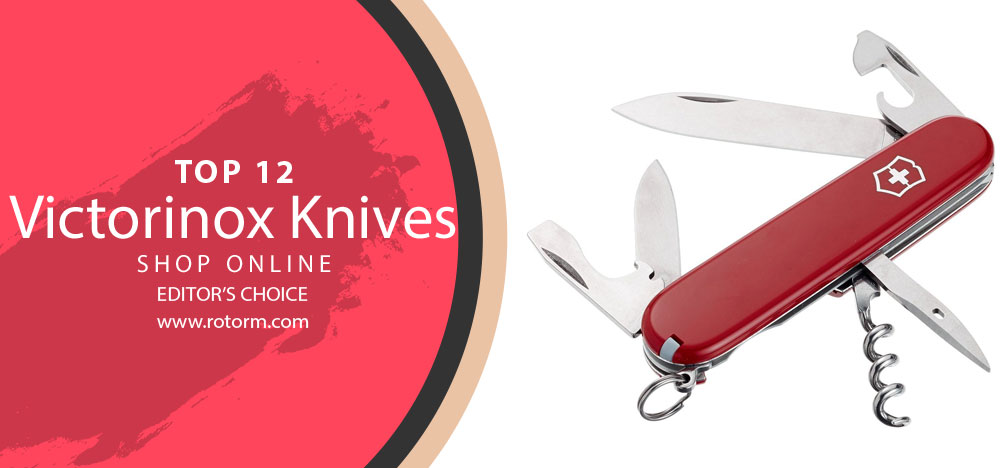 Best Victorinox Knife | Victorinox Knives Review - Top Picks & Editor's Choice