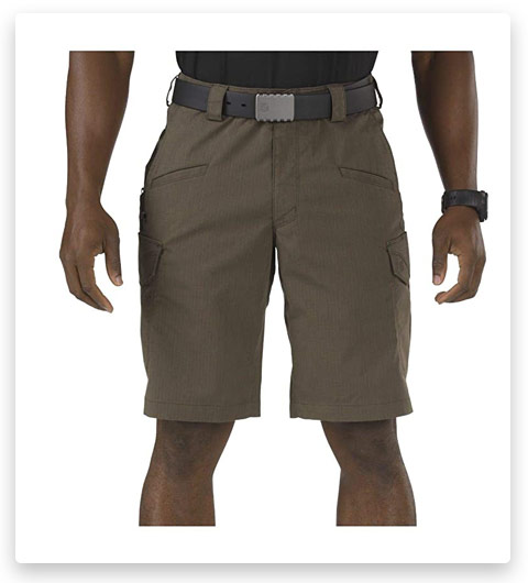 5.11 Tactical Men's Stryke 11-Inch Inseam Military Shorts
