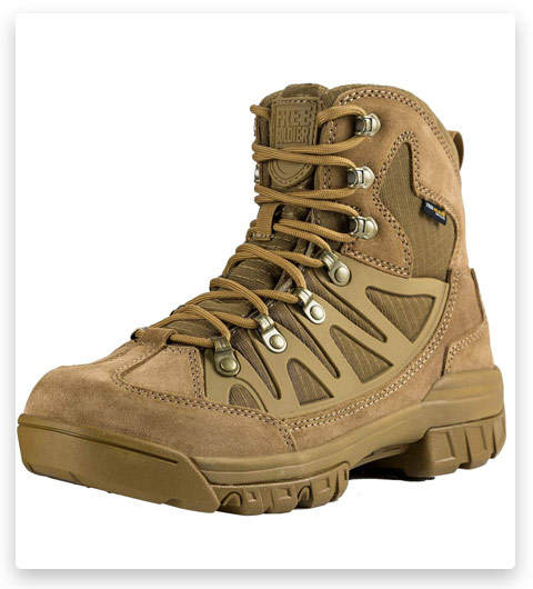 FREE SOLDIER Outdoor Men's Hiking Boots