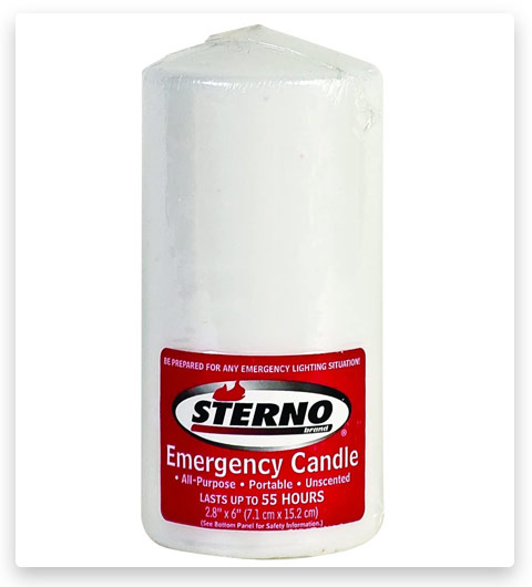 Sterno Emergency Candle