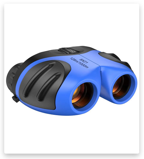 BONUS: Dreamingbox Compact Shock Proof Binoculars for Kids Best Gifts