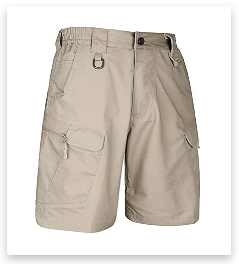 HARD LAND Men's 9.5 Inches Waterproof Tactical Shorts