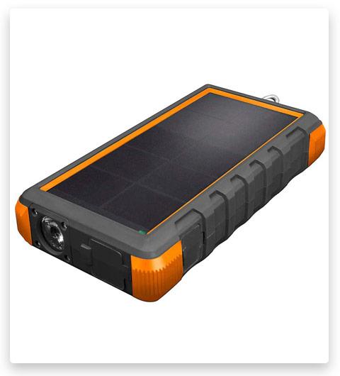 ToughTested Solar Charger – 24000mAh Portable Solar Powerbank