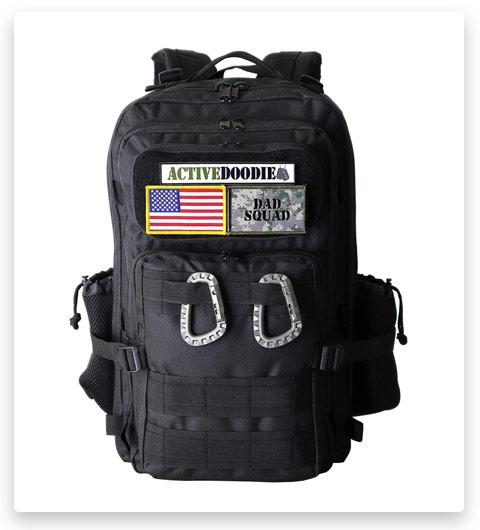 ActiveDoodie Dad Diaper Bag Backpack