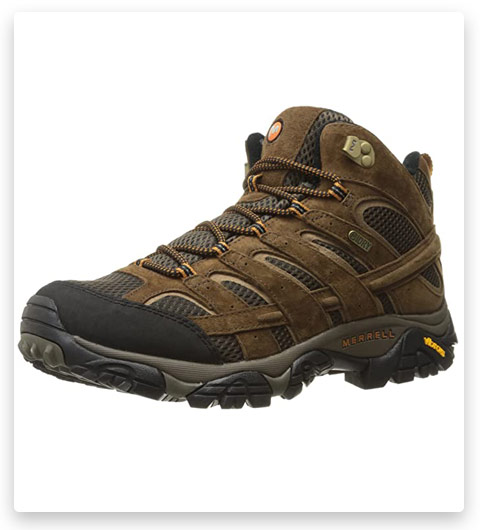 Merrell Men's Moab 2 Mid Waterproof Hiking Boot