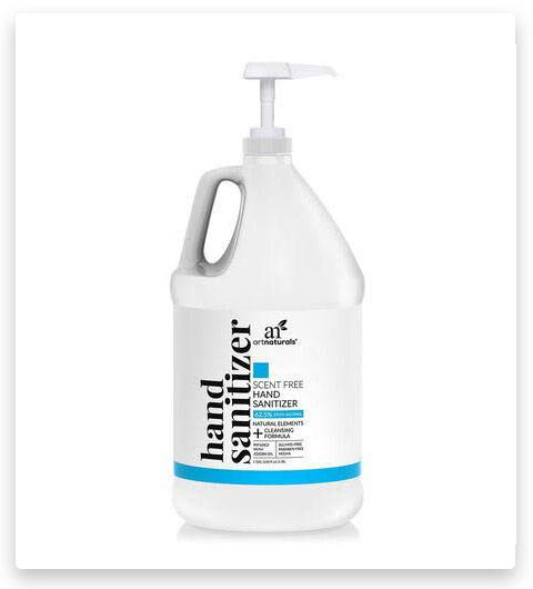 Artnaturals Alcohol - Based Hand Sanitizer Gel