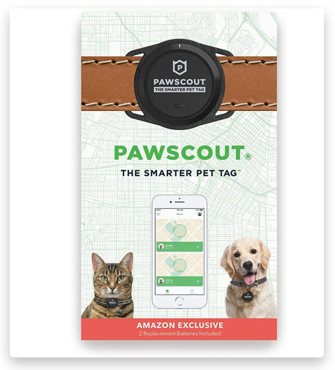 Pawscout Smarter Pet Tag (New Version 2.0)