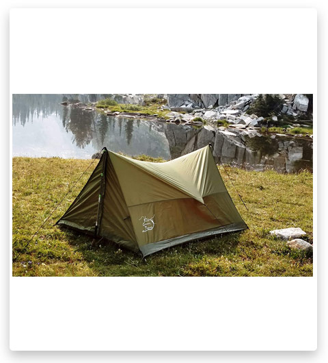 River Country Products Trekker Tent 2 (Trekking Pole Tent)
