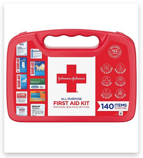 Johnson & Johnson All - Purpose First Aid Kit