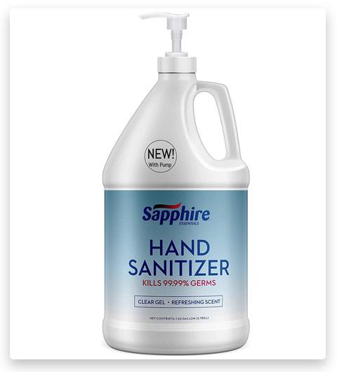 Sapphire Hand Sánitizer Gel