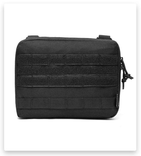 Diaper Bag Backpack for Dad, DBTAC Tactical Travel Baby Nappy Bag for Men