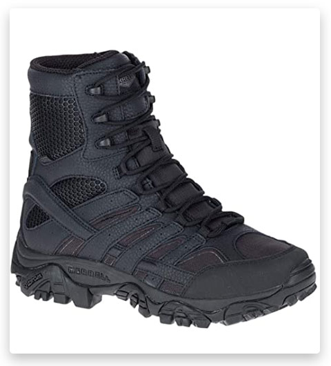"Merrell Men's Moab 2 8"" Tactical Waterproof"