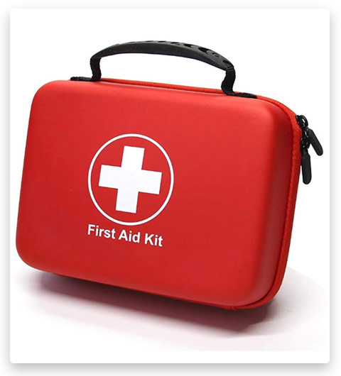 Compact First Aid Kit (Designed For Family Emergency Care)