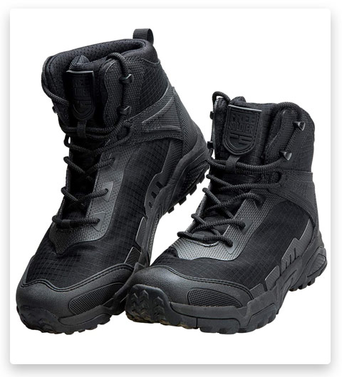 FREE SOLDIER Men's Tactical Hiking Boots