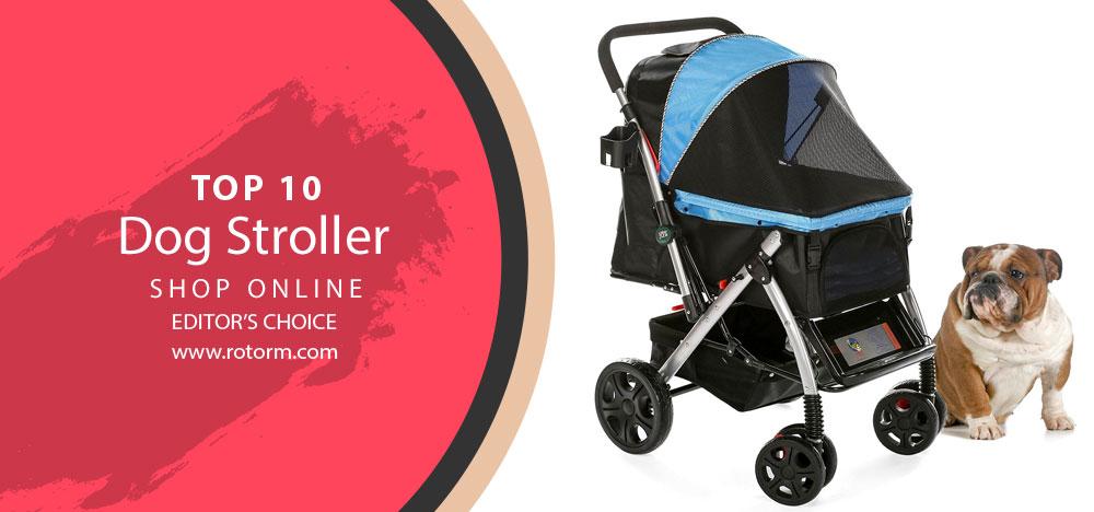 Best Dog Stroller - Editor's Choice