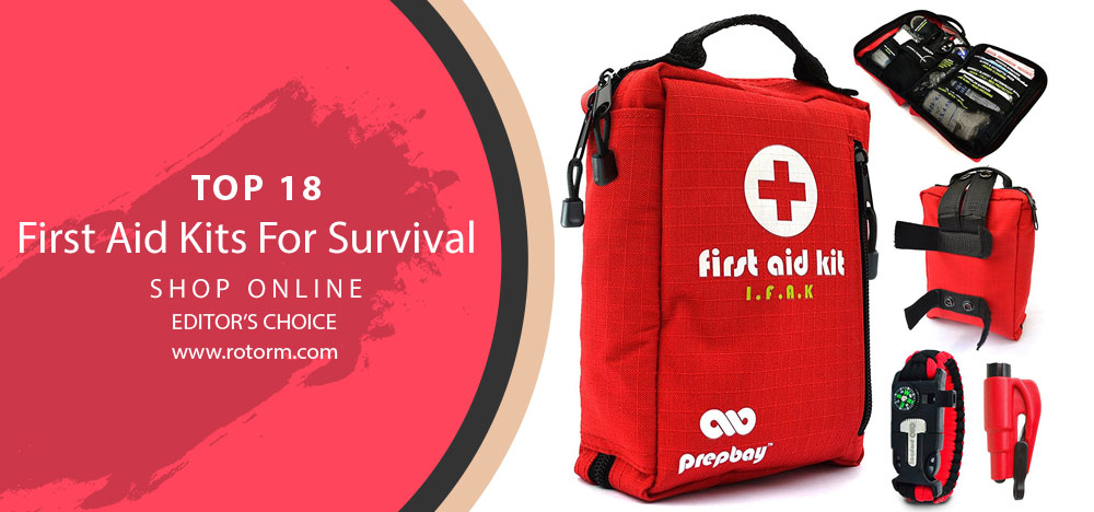 Best First Aid Kits For Survival - Editor's Choice