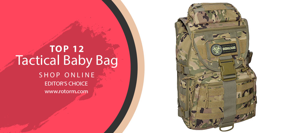 Best Tactical Baby Bag - Editor's Choice
