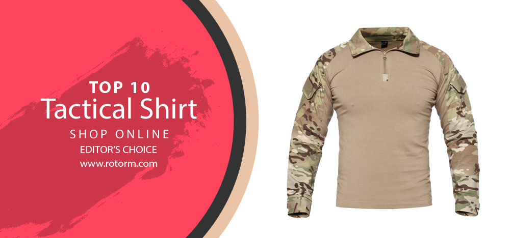 Best Tactical Shirts - Editor's Choice