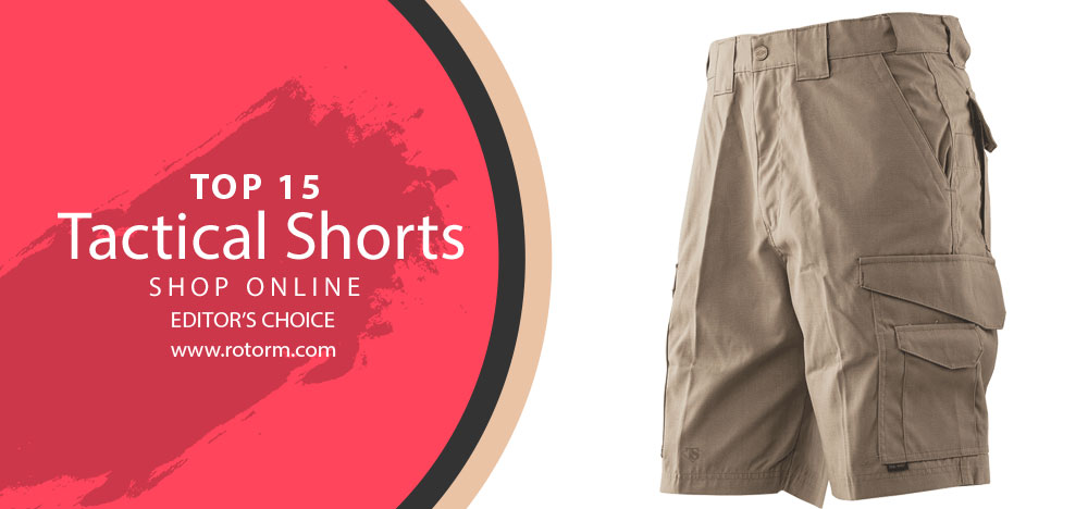 Best Tactical Shorts - Editor's Choice