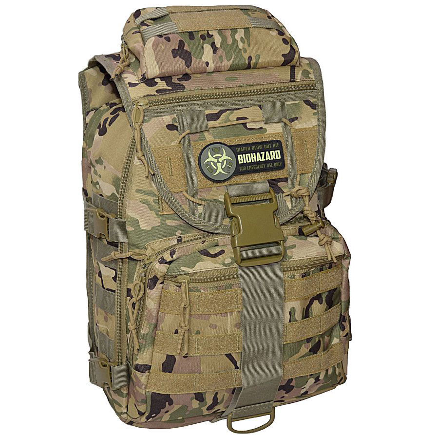 Best Tactical Baby Bag 2021
