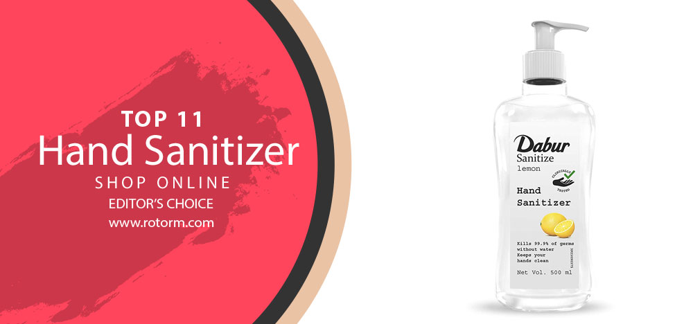 Best Hand Sanitizer - Editor's Choice