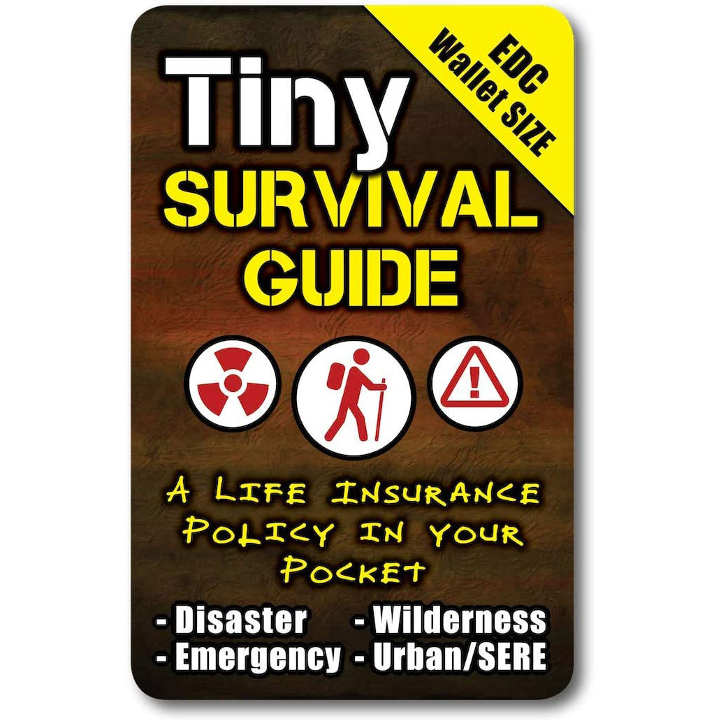Best Survival Books 2021