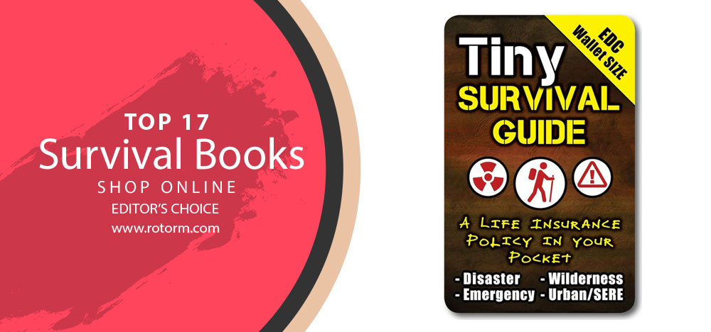 Best Survival Books - Editor's Choice