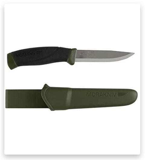1 Morakniv Companion Fixed Blade Outdoor Knife