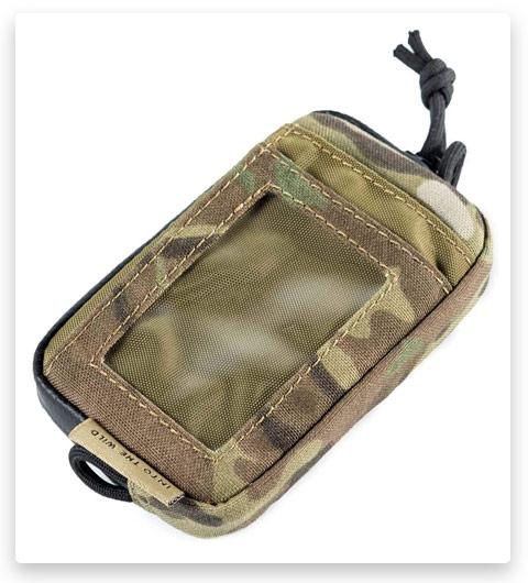 OneTigris Front Pocket Mini Wallet
