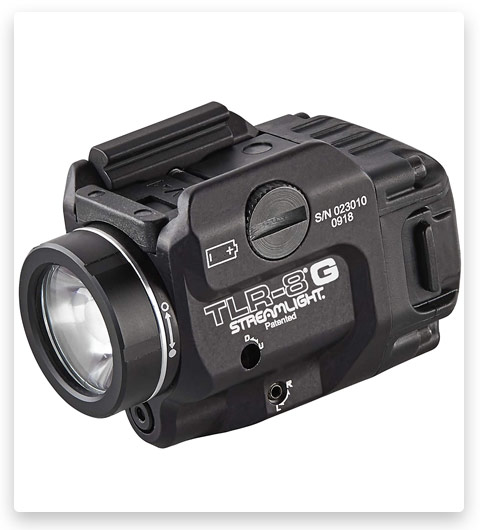 Streamlight TLR-8 Rail Mounted Tactical LED Weapon Light