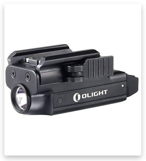 Olight PL MINI Valkyrie Rechargeable Cree LED 400 Lumens Pistol Light