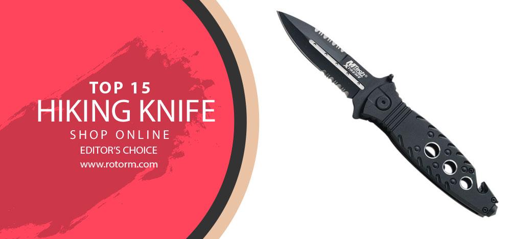 Best Hiking Knife - Editor's Choice